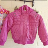 куртка осень весна h&m 5-7 лет