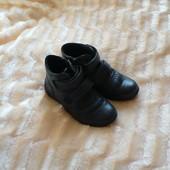 деми ботинки шалушника кожа 34 р