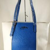 ShengKasilu, оригинал, премиум качество,синий с белым.