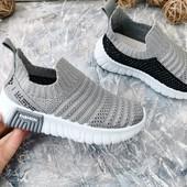 Хит!Легкие,удобные текстильные кроссовочки для маленьких стиляг!6видовЛот 1 пара,смотрите описание