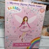 Пазл Rainbow magic. Mystery jigsaw puzzle game. The ballet shoe. 250деталей, 7+ лет, нюанс