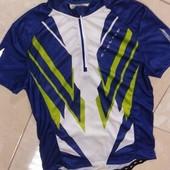 Мужская спортивная вело футболка р.xl crivit,