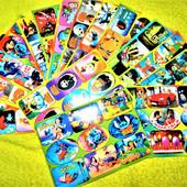 130 листов наклеек ! Все дети обожают наклейки!.... Последний набор!