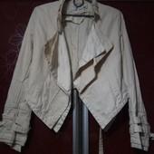 Літня коротка куртка розмір 14