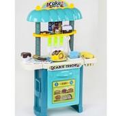 """Игровой набор """"Магазин сладостей"""" 36778-112 продукты на липучках"""