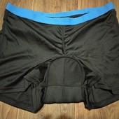 Велосипедные шорты, размер 44-46, идеальное состояние