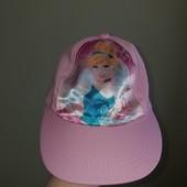 Новая кепки принцессы дисней 4-7лет