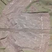 Блузочка белая.