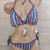 Германия!!! Шикарный полосатик! Женский купальник! 42 евро!