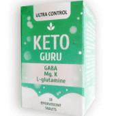 Keto Guru (кето гуру) шипучие таблетки для похудения Годен до 07/ 2021