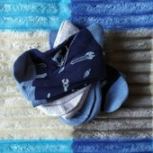 Детские носочки на мальчика 4 пары Lupilu Германия размер 27-30