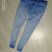 Не пропустите! мега стильные джинсы р,46/48 в прекрасном сост