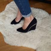 модні туфельки на платформі
