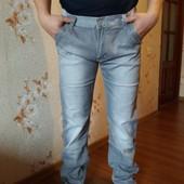 Мужсские джинсы от нормы до ботал стрейч 29-33