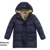 стильная зимняя куртка на мальчика от impidimpi