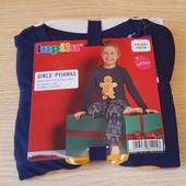 Дуже гарна піжамка на дівчинку. бренд lupilu Германія.розм 110/116