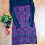 Дуже красиве, оригінальне платтячко, рукавчики сіточка ✔️