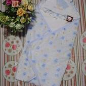 ❤️Babycare Англия❤️фирменный теплый конверт одеялко для новорожденного ребеночка