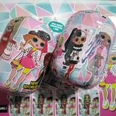 Кукла L.O.L. лол с волосами в капсуле