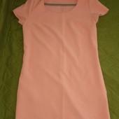 нежное платье 44 размер