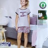 Классный летний комплект, пижама на девочку Alive Германия размер 164