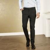 Livergy slim fit стильные фланелевые брюки