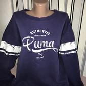 Світшот Puma оригінал,розмір16(пог60)