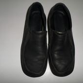 Туфли Ecco (Эко) кожаные р.35 стелька 22 см.