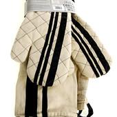 2 шт!!! Большие и плотные рукавицы для кухни от Meradiso. Размер 17 х 33 см