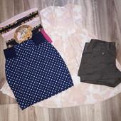 Платье + подарки), размер xs.