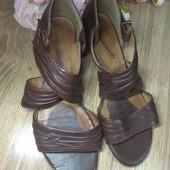 сандали на уставшие ножки. 26.5 см
