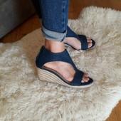 джинсові босоножки 26 см