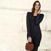 Стильное платье тонкая вязка Esmara Германия размер евро М (40/42)
