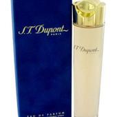Оригинал! Dupont pour femme 85мл из 100.