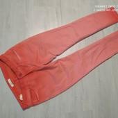 Симпатичные фирменные джинсы раскраска амбре Mac р. 46/48 прекрасного сост