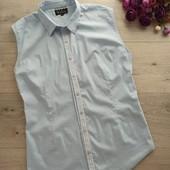 Невесомая нежная блузка рр L. Ориентироваться на замеры. Очень хорошее состояние