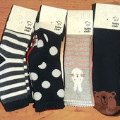 Комплект из трех махровых носков с высоким содержанием хлопка на 1,5-2 года (21-23). С&A