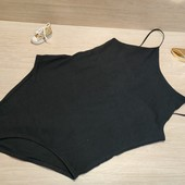 Качественное белье шведского бренда H&M! Базовый эластичный боди!