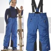 ❄️ лыжные термо штаны Lupilu мальчику 86/92 р большемерят