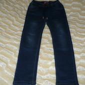 джинсы 146 р сос. новых