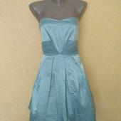 Красивое фирменное платье Warehouse, разм:xxs-xs, в идеальном состоянии на 5+, качественное,мерки
