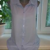 Фирменная Блузка New Look (Нью Лук), разм: uk12, качественная, мерки есть