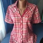 Женская рубашка/блузка, р.38(46-50)