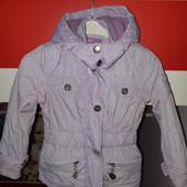 Курточка осеняя-весенняя на девочку,98см