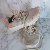 Zara кроссовки. замеры на фото