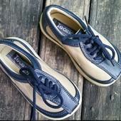 Туфли, кроссовки на шнуровке, ботиночки экокожа