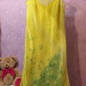 сарафан + платье накидка (комплект)