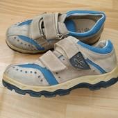 Шкіряні туфлі Richter р.34, устілка 22,5 см