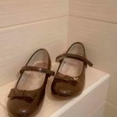 школьные туфли для девочки 35-36, супинатор!