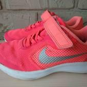 Кроссовки Nike, оригинал размер27-28, стелька 17,5 см